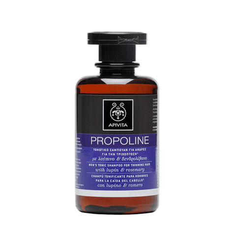 APIVITA PROPOLINE SHAMPOO TONIC FOR MEN 250ML