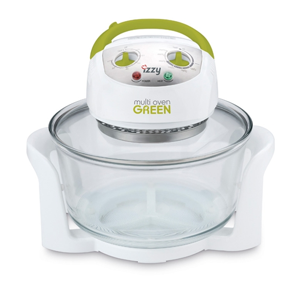 IZZY F-676 GREEN OVEN