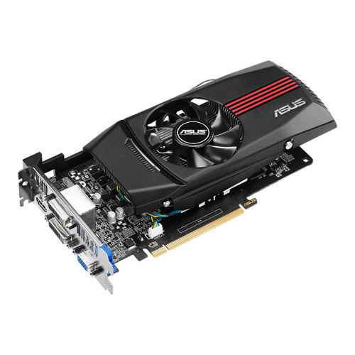Asus GeForce GTX650 D5 1GB