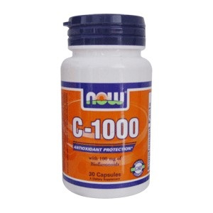 NOW FOODS C-1000 CAPS 30S (A0690)