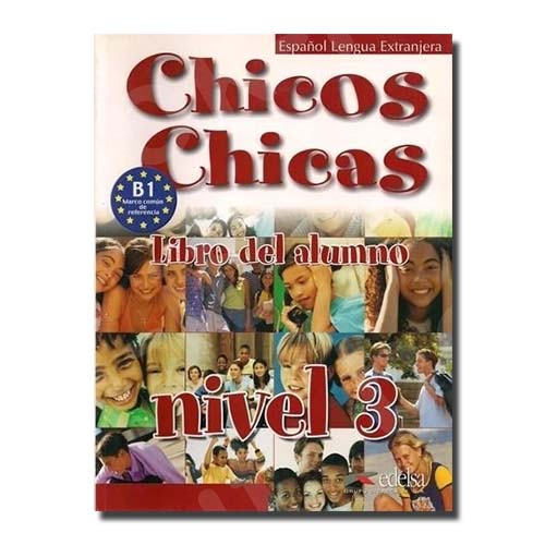 Chicos Chicas 3 (Β1) Audio CD