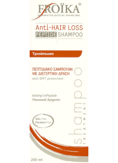 FROIKA PEPTIDE ANTI-HAIR LOSS SHAMPOO 200ML