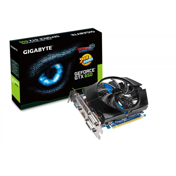 Gigabyte GeForce GTX650 OC 2GB