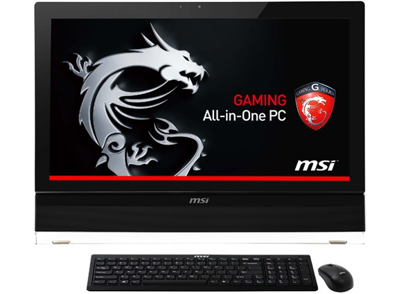 MSI Technology AG2712A Gaming All-in-One PC