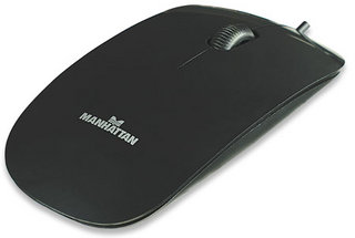 Manhattan Mini Slim Mouse