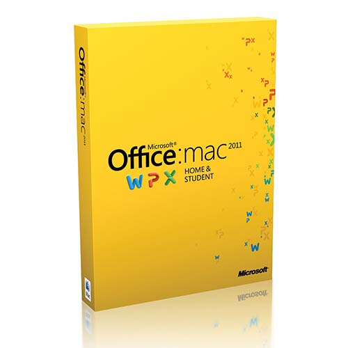 Microsoft Office for Mac Home και Student 2011