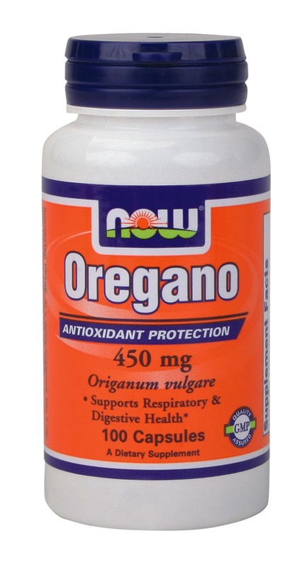 NOW FOODS OREGANO 450MG CAPS 100S (4724)