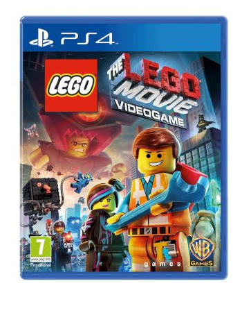 WARNER THE LEGO MOVIE VIDEOGAME + WILD WEST PACK PS4