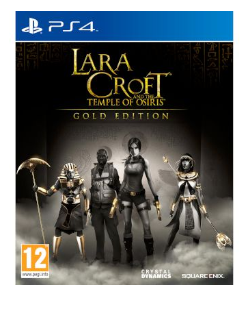 SQUARE ENIX LARA CROFT AND TEMPLE OF OSIRIS PS4