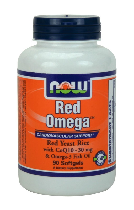 NOW FOODS RED OMEGA SOFTGELS 90S (1675)