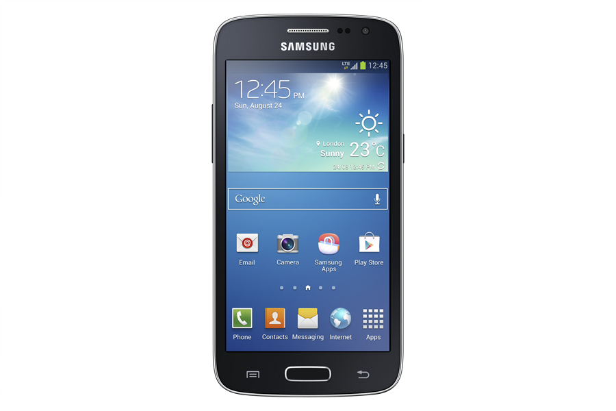 SAMSUNG GALAXY CORE G386F LTE BLACK/WHITE