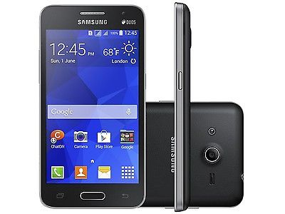 SAMSUNG GALAXY CORE 2 G355 BLACK