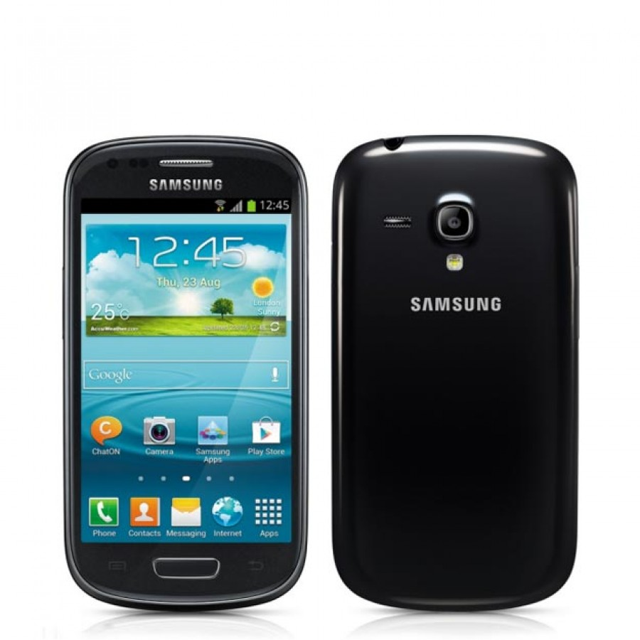 SAMSUNG GALAXY S3 MINI BLACK/RED