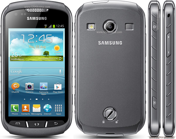 SAMSUNG GALAXY X COVER 2 S7710 TITAN GREY