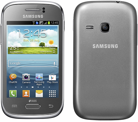 SAMSUNG GALAXY YOUNG 2 G130HN GREY