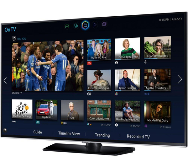 SAMSUNG TV 32'' UE32H5500 SMART TV