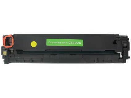 HP LASER TONER CE322A YELLOW ΣΥΜΒΑΤΟ