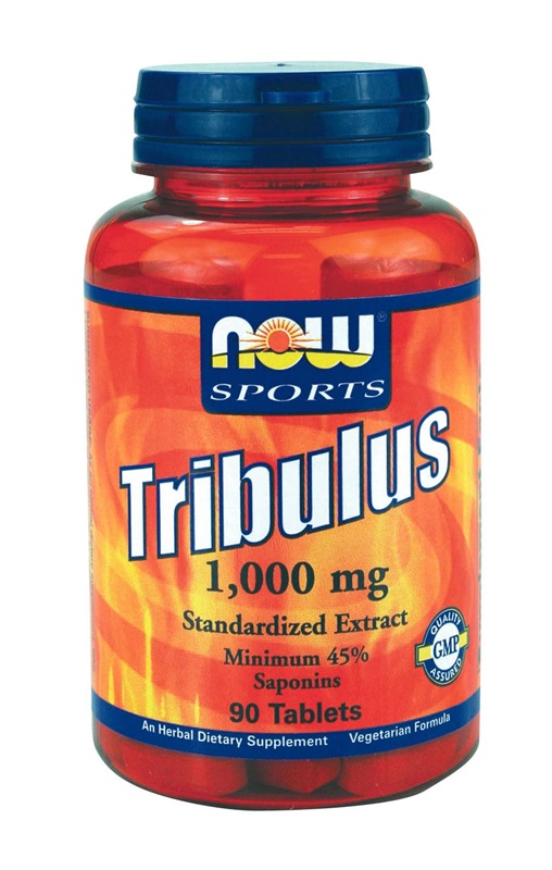NOW FOODS TRIBULUS 1000MG TABS 90S (2171)