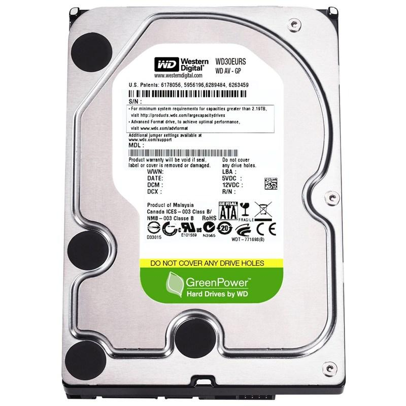 Western Digital AV-GP 1TB