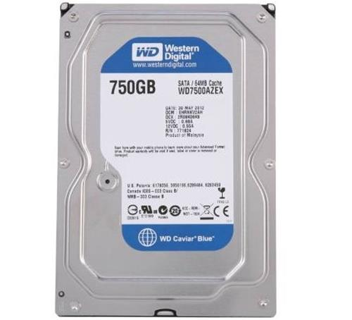 Western Digital Caviar Blue 750GB