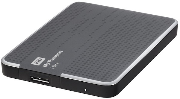 Western Digital My Passport Ultra 500GB Titanium