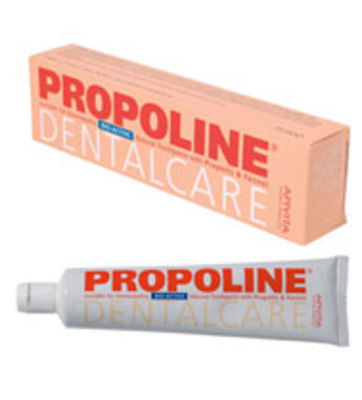 APIVITA PROPOLINE NATURAL TOOTHPASTE BIOACTIVE 75ML (10-10-30-011)