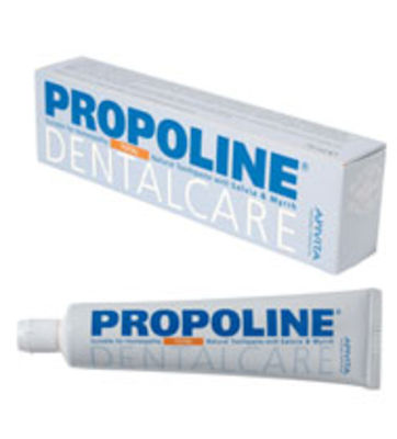 APIVITA PROPOLINE NATURAL TOOTHPASTE TOTAL 75ML (10-10-30-009)
