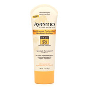 AVEENO CONTINUOUS PROTECTION SPF 30 150ML