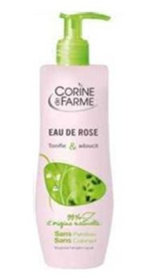 CORINE DE FARME EAU DE ROSE LOTION ΡΟΔΟΝΕΡΟ 200ML (40102)