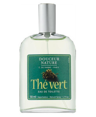 CORINE DE FARME DOUCEUR NATURE VERT EDT 50ML