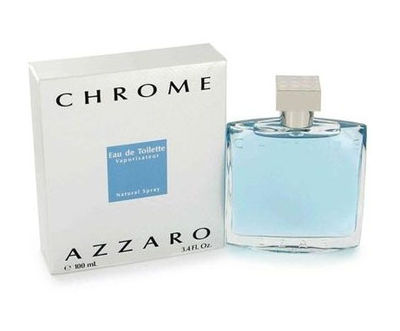AZZARO CHROME EDT V 100ML (07-03-66)