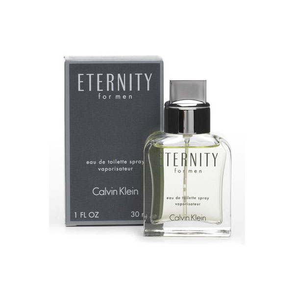 CALVIN KLEIN ETERNITY MEN EDT V 100ML (07-19-54)