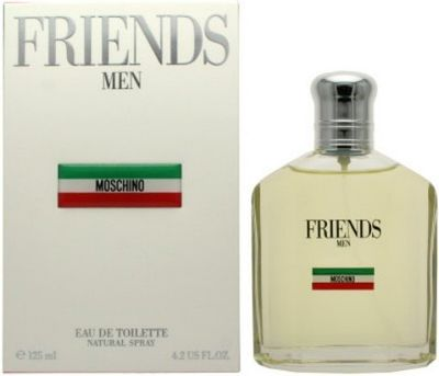 MOSCHINO FRIENDS MEN EDT V 75ML (07-01-34)