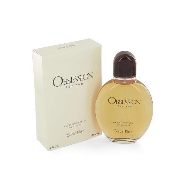 CALVIN KLEIN OBSESSION MEN EDT V 75ML (07-01-64)
