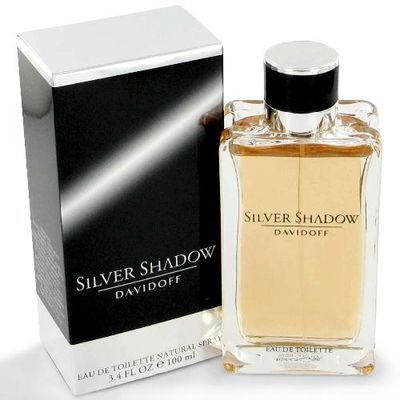 DAVIDOFF SILVER SHADOW EDT V 100ML (42568)
