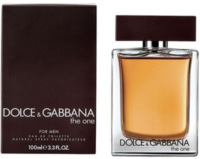 DOLCE και GABBANA THE ONE MEN EDT V 30ML (07-10-69)