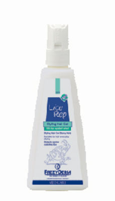 FREZYDERM LICE REP STYLING HAIR GEL 150ML (422421)