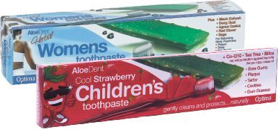 OPTIMA HEALTH CHILDREN TOOTHPASTE ΦΡΑΟΥΛΑ 50ML