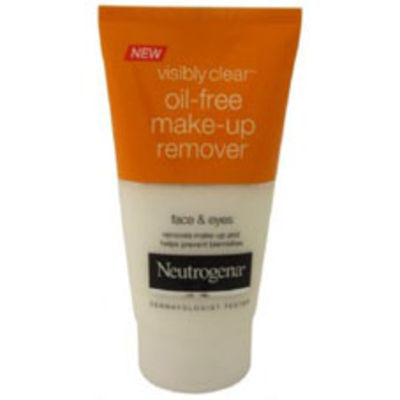 NEUTROGENA VISIBLY CLEAR OIL FREE MAKE UP REMOVER 150ML