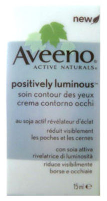 AVEENO POSITIVELY LUMINOUS EYE CREAM 15ML