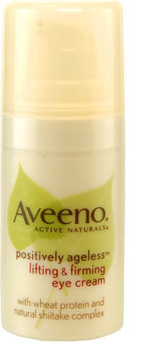 AVEENO POSITIVELY AGELESS EYE CREAM 15ML
