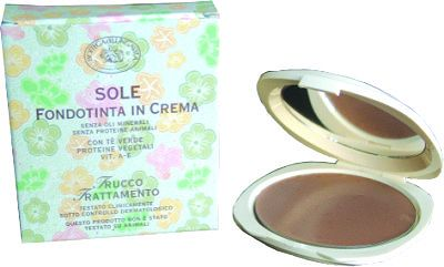 B. LUNGAVITA CREAM SOLE FOUNDATION DARK (20F3)