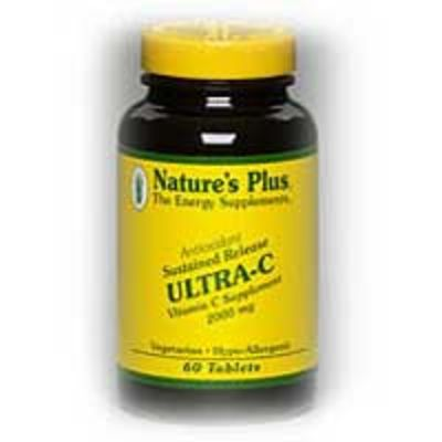 NATURES PLUS ULTRA C 2000MG TABS 60S (2220)