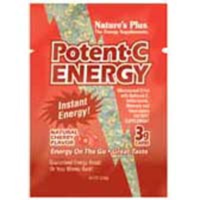 NATURES PLUS POTENT C ENERGY 1000MG 30Φ (93711)