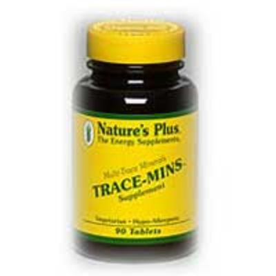 NATURES PLUS TRACE-MINS TABS 90S (3550)