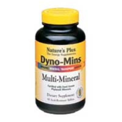 NATURES PLUS MULTI MINERAL DYNO-MINS TABS 90S (36741)
