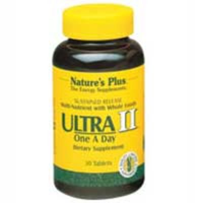 NATURES PLUS ULTRA TWO TABS 30S (3040)