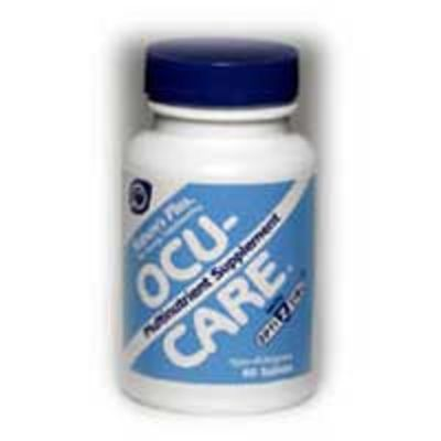 NATURES PLUS OCU-CARE TABS 60S (4926)