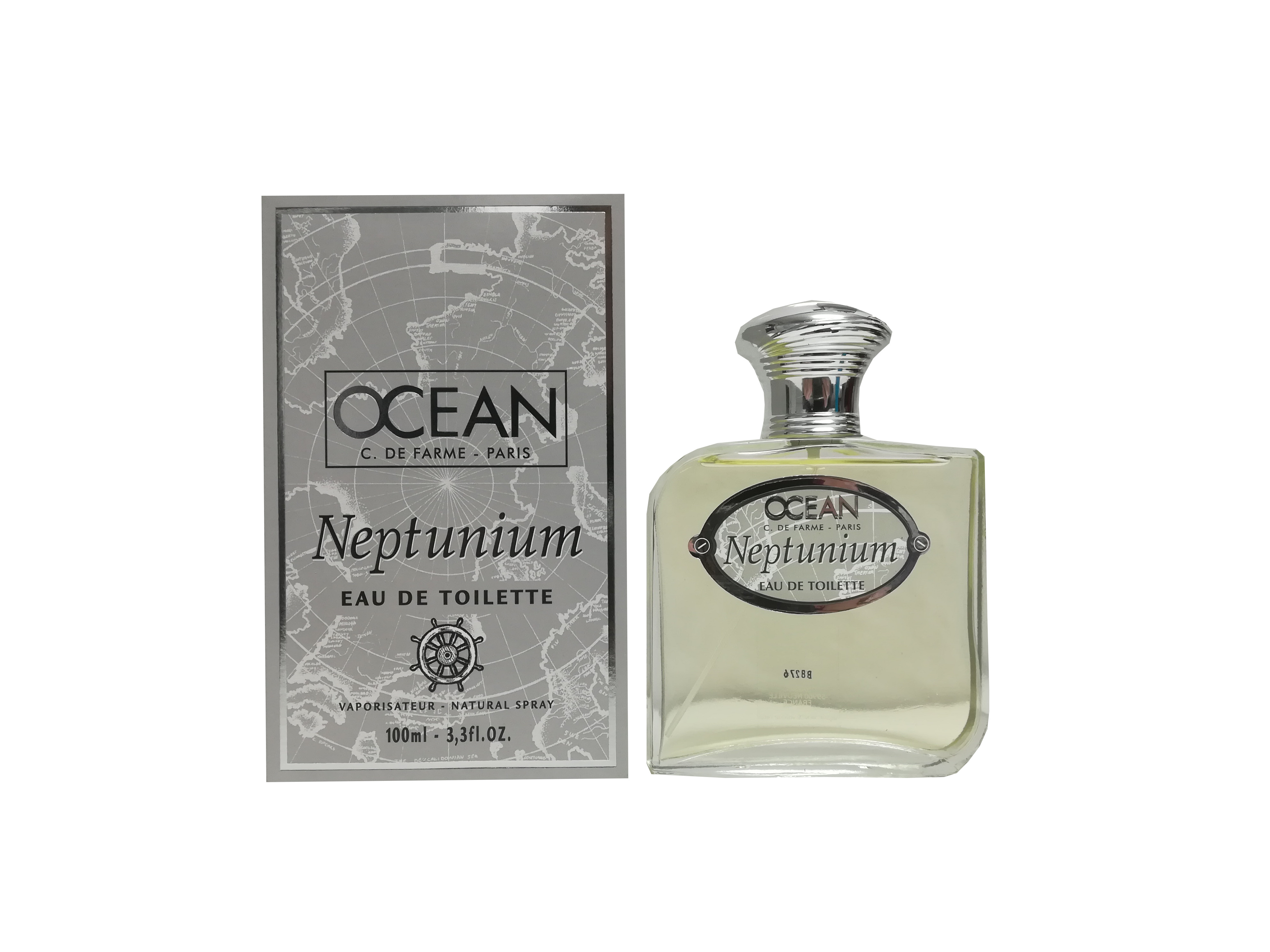 CORINE DE FARM MEN OCEAN NEPTUNNUM EDT 125ML