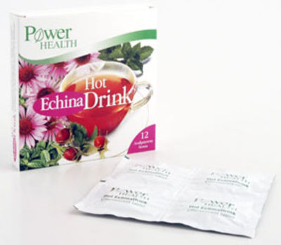 POWER HEALTH HOT ECHINADRINK TABS 12S